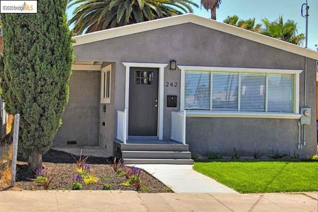 242 E 10Th St, Pittsburg, CA 94565 (#40913796) :: Armario Venema Homes Real Estate Team