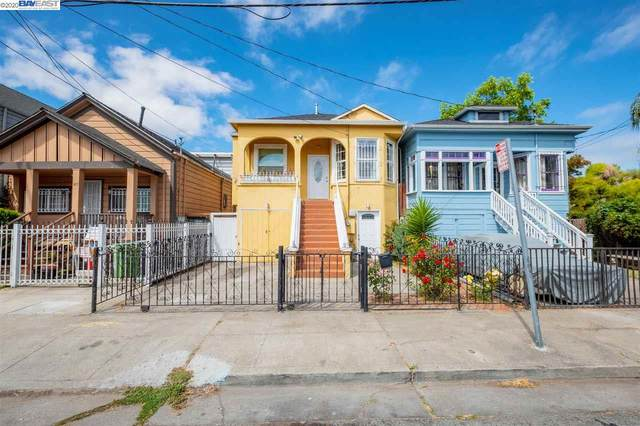 3433 Haven St, Oakland, CA 94608 (#40913908) :: Realty World Property Network