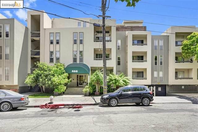 466 Crescent St #125, Oakland, CA 94610 (#40913966) :: Armario Venema Homes Real Estate Team