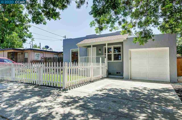 345 W 11Th St, Pittsburg, CA 94565 (#40914009) :: Armario Venema Homes Real Estate Team