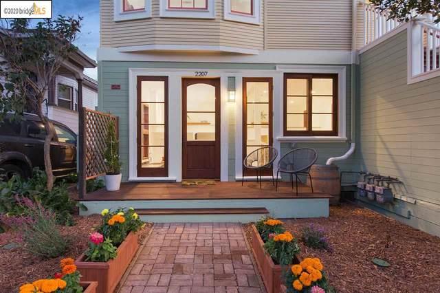 2207 Coloma, Oakland, CA 94602 (#40914032) :: Armario Venema Homes Real Estate Team