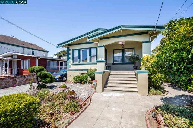 1159 Regent St, Alameda, CA 94501 (#40914054) :: Armario Venema Homes Real Estate Team