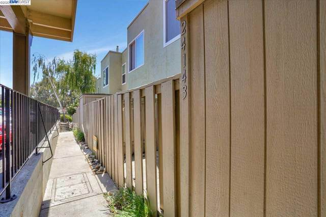 24143 Dover Ln, Hayward, CA 94541 (#40914066) :: Blue Line Property Group