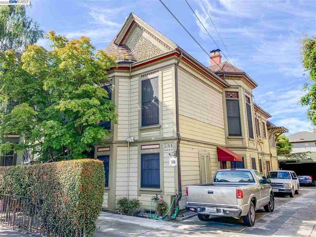 2106 Clinton Ave, Alameda, CA 94501 (#40914069) :: Armario Venema Homes Real Estate Team