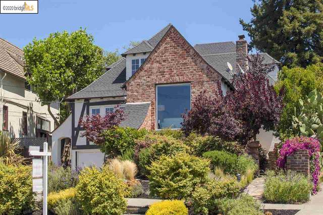 671 Spruce St, Berkeley, CA 94707 (#40914112) :: Armario Venema Homes Real Estate Team