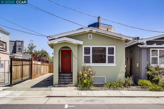 3612 Adeline St, Emeryville, CA 94608 (#40914121) :: Armario Venema Homes Real Estate Team