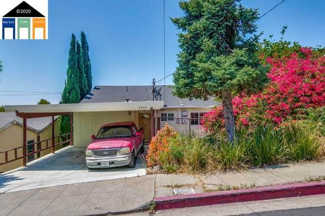 24445 Leona Dr, Hayward, CA 94542 (#40914145) :: Blue Line Property Group