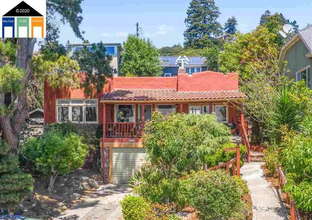 933 Oxford, Berkeley, CA 94707 (#40914170) :: Blue Line Property Group