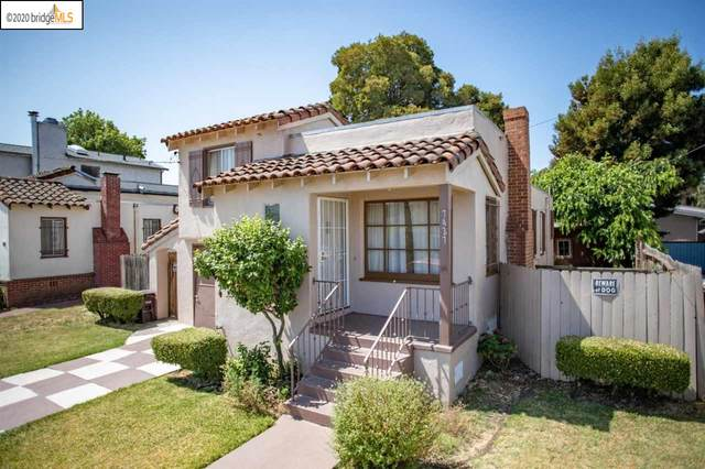 7427 Deerwood Ave, Oakland, CA 94605 (#40914238) :: Blue Line Property Group