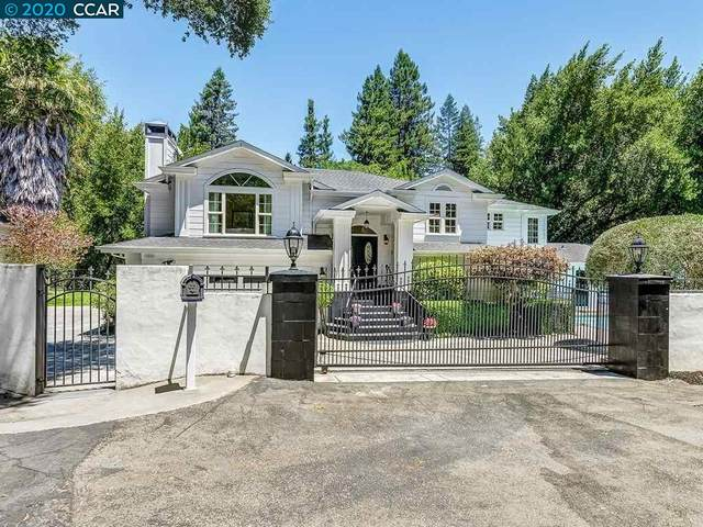 3696 Happy Valley Rd, Lafayette, CA 94549 (#40914250) :: Realty World Property Network