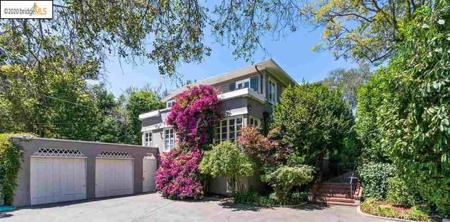 329 Hampton Rd, Piedmont, CA 94611 (#40914290) :: The Grubb Company