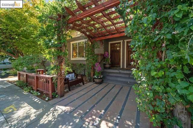 4945 Shafter Ave, Oakland, CA 94609 (#40914351) :: Armario Venema Homes Real Estate Team