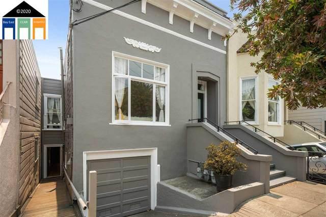 3877 Cesar Chavez St, San Francisco, CA 94131 (#40914392) :: Realty World Property Network