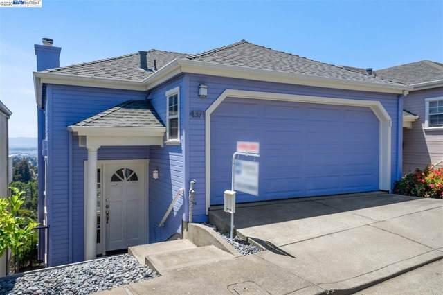 4371 Terrabella Pl., Oakland, CA 94619 (#40914398) :: Realty World Property Network