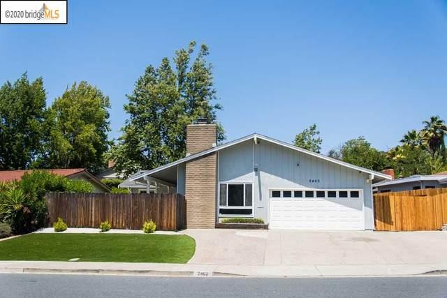 2463 Simas Ave, Pinole, CA 94564 (#40914474) :: Armario Venema Homes Real Estate Team