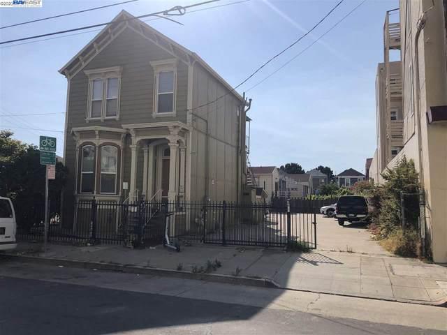 1911 Martin Luther King Jr Way, Oakland, CA 94612 (#40914481) :: Armario Venema Homes Real Estate Team