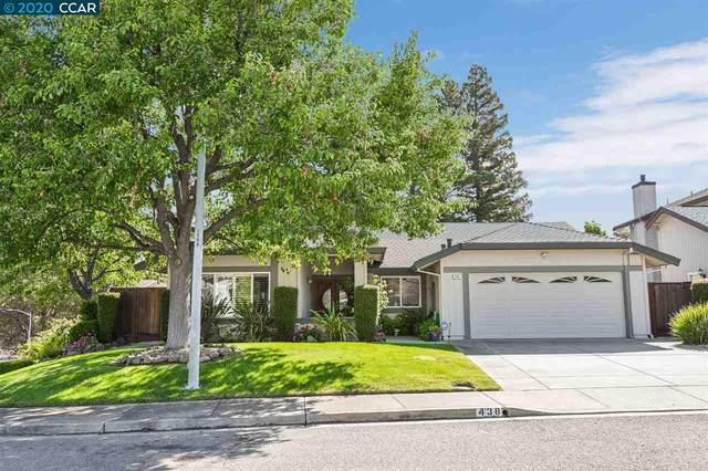 438 Verbena Court, Pleasant Hill, CA 94523 (#40914582) :: Excel Fine Homes