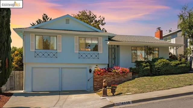 4558 Fieldcrest Drive, El Sobrante, CA 94803 (#40914589) :: Armario Venema Homes Real Estate Team