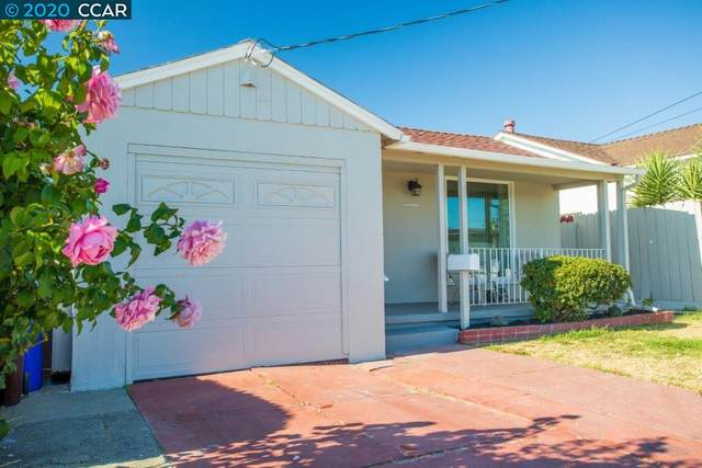 2853 Mcbryde Ave, Richmond, CA 94804 (#40914609) :: Blue Line Property Group