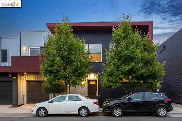 1418 Wood St, Oakland, CA 94607 (#40914793) :: Armario Venema Homes Real Estate Team