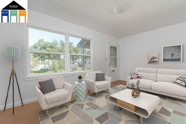 145 W Chanslor Ave, Richmond, CA 94801 (#40914829) :: Armario Venema Homes Real Estate Team