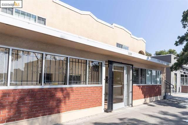 3109 Sacramento, Berkeley, CA 94702 (#40914852) :: Blue Line Property Group
