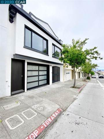 693 25Th Ave, San Francisco, CA 94121 (#40914899) :: Blue Line Property Group