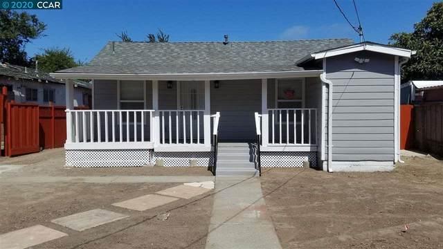 1840 1St St, Richmond, CA 94801 (#40914905) :: Blue Line Property Group