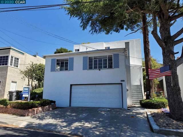 5608 Poinsett Ave, El Cerrito, CA 94530 (#40914971) :: The Grubb Company