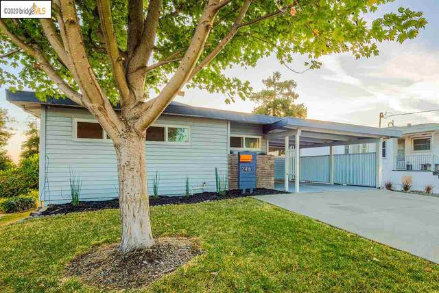 246 Sharon Ave, Rodeo, CA 94572 (#40914997) :: Blue Line Property Group