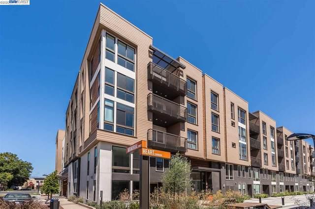 3768 Capitol Ave 515B, Fremont, CA 94538 (#40915016) :: Armario Venema Homes Real Estate Team
