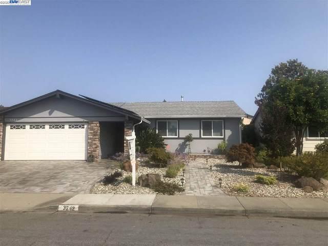 3242 Darwin, Fremont, CA 94555 (#40915032) :: Armario Venema Homes Real Estate Team