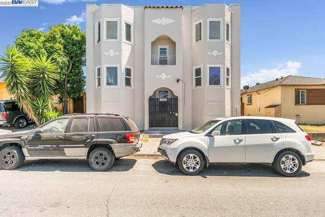2684 73Rd Ave, Oakland, CA 94605 (#40915059) :: Real Estate Experts