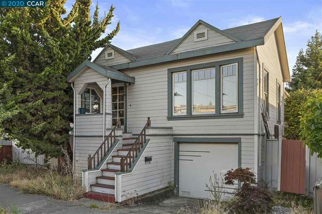 612 Stannage Ave, Albany, CA 94706 (#40915121) :: The Grubb Company