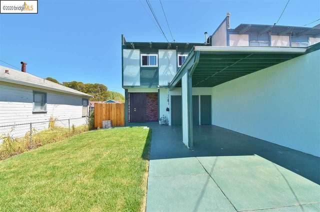 870 S 46th Street, Richmond, CA 94804 (#40915131) :: Blue Line Property Group