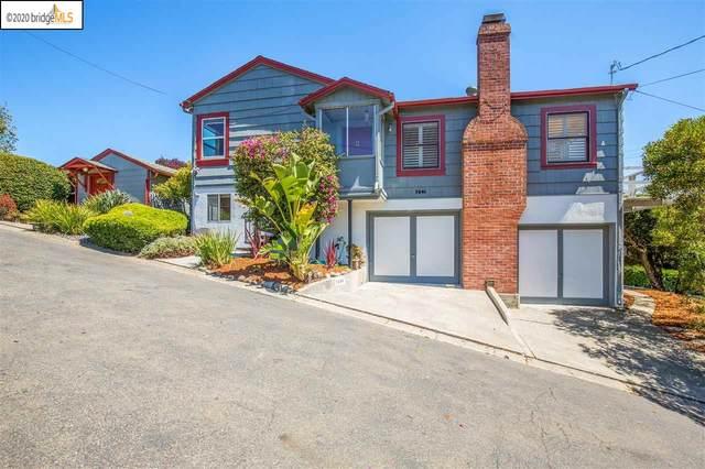 7341 Terrace Drive, El Cerrito, CA 94530 (#40915145) :: Armario Venema Homes Real Estate Team