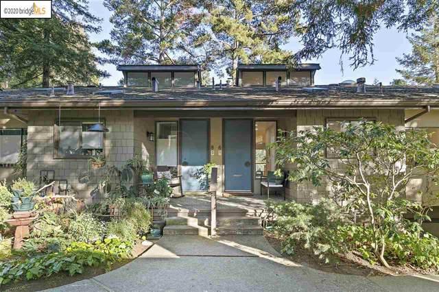 6 Clarewood Mall, Oakland, CA 94618 (#40915204) :: Armario Venema Homes Real Estate Team