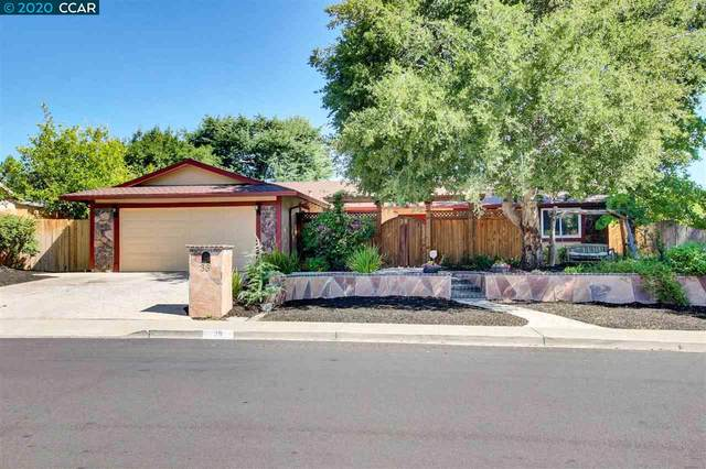 38 Weatherly, Clayton, CA 94517 (#40915250) :: J. Rockcliff Realtors