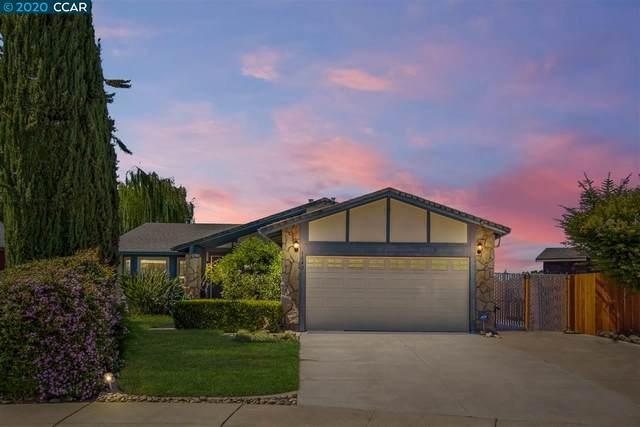 1542 Camelia Ct, Oakley, CA 94561 (#40915276) :: Excel Fine Homes