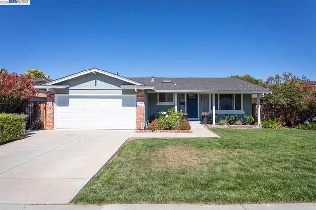 4229 Holland Dr, Pleasanton, CA 94588 (#40915278) :: Excel Fine Homes