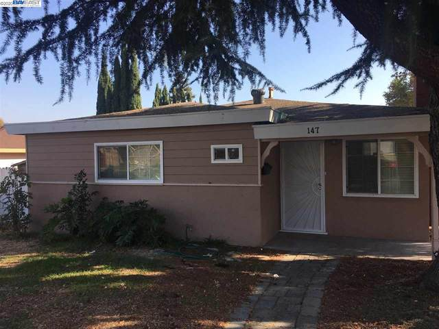 147 Riverview Dr, Pittsburg, CA 94565 (#40915282) :: Armario Venema Homes Real Estate Team