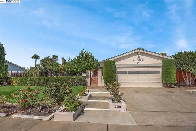1255 Murdell Lane, Livermore, CA 94550 (#40915284) :: Armario Venema Homes Real Estate Team