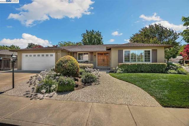 4992 Wingate Dr, Pleasanton, CA 94566 (#40915362) :: Excel Fine Homes