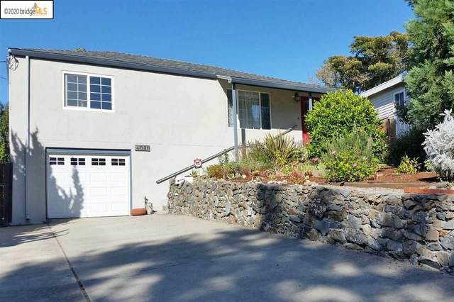4026 La Colina Rd, El Sobrante, CA 94803 (#40915392) :: Armario Venema Homes Real Estate Team
