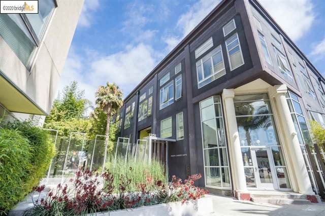 1201 Pine St #339, Oakland, CA 94607 (#40915470) :: Armario Venema Homes Real Estate Team