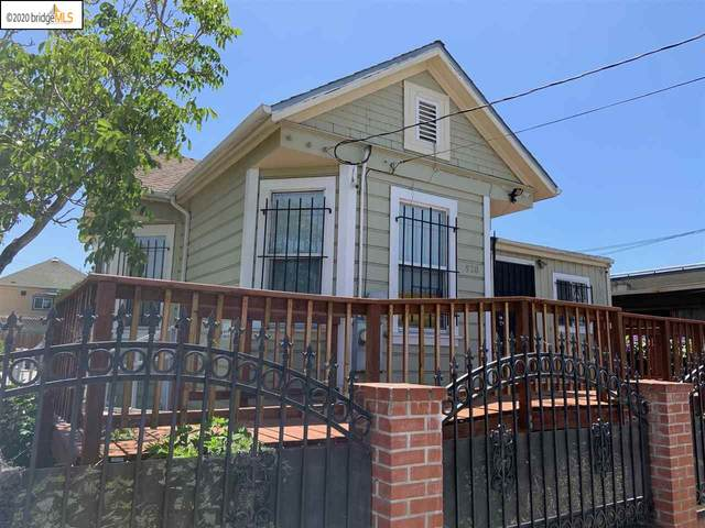 920 52nd Ave, Oakland, CA 94601 (#40915484) :: Blue Line Property Group