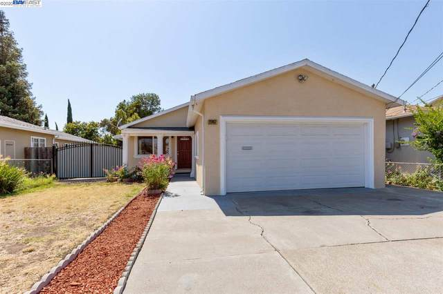 22457 Sonoma St, Hayward, CA 94541 (#40915495) :: Realty World Property Network