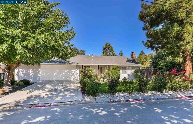 1942 Carolyn Dr., Pleasant Hill, CA 94523 (#40915532) :: Excel Fine Homes