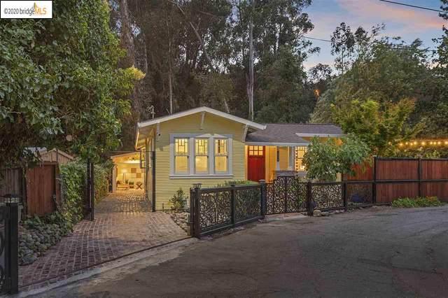2521 Pleasant St, Oakland, CA 94602 (#40915550) :: Armario Venema Homes Real Estate Team