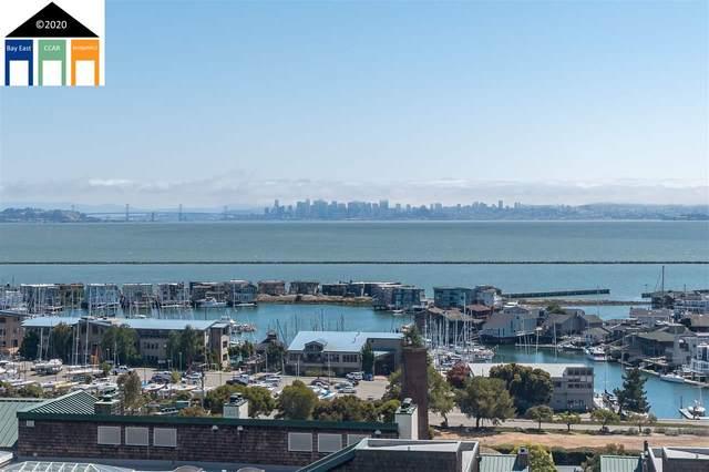 1400 Pinnacle Ct #408, Richmond, CA 94801 (#40915554) :: Armario Venema Homes Real Estate Team